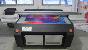 全景 UV平板打印机