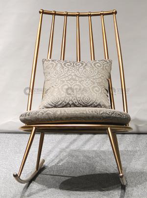 不锈钢摇椅