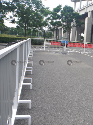 惠山高铁站栏杆护栏