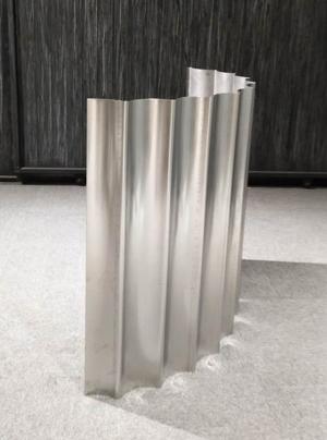 金属立体波浪板